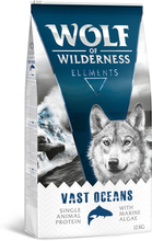 "Wolf of Wilderness ""Vast Oceans"" - Fish - 12 kg"