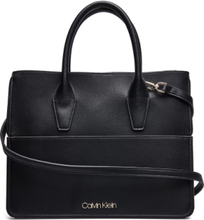 Assorted Tote Bags Top Handle Bags Svart Calvin Klein