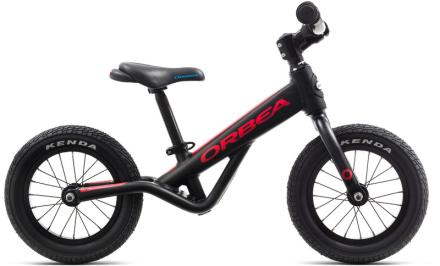 """ORBEA Grow 0 Løbecykel Børn 12"""" sort 12"""" 2018 Løbecykler"""