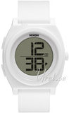 Nixon A417100-00 The Time Teller LCD/Gummi