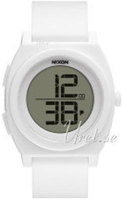 Nixon A417100-00 The Time Teller LCD/Gummi