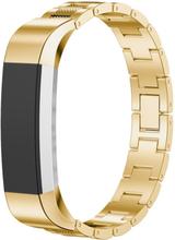 Fitbit Alta klokkereim av rustfritt stål - Gull