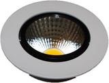 5W LED COB spotlight rund