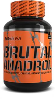 Brutal Anadrol, 90 kapslar, BioTech USA