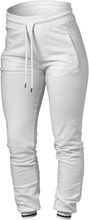 Better Bodies Madison Sweat Pants, white, xsmall Träningsbyxor dam
