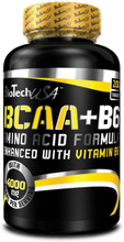 BioTech USA BCAA + B6, 200 tabletter, BioTech USA Vitaminer & Mineraler