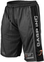 GASP NO1 Mesh Shorts, black,large Shorts herr