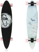 Fish Skateboards Longboard Fish Butterfly 40'', Fish Longboard