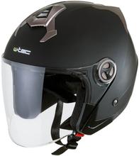 W-TEC Motorcykelhjälm YM-623, matte black, small (55-56) MC-tillbehör
