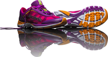 Salming Distance Women, purple cactus power, 36 Skor dam