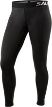Salming Run Core Tights Women, black, xsmall Träningstights dam