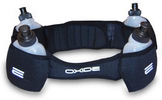 Oxide Water Belt, 4 flaskor, small/medium Vattenflaskor & Shakers unisex