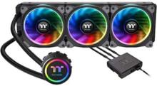 Floe Riing RGB 360 TT Premium Edition CPU-fläktar - Vattenkylare - Max 25 dBA