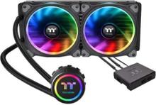 Floe Riing RGB 280 TT Premium Edition CPU-fläktar - Vattenkylare - Max 27 dBA