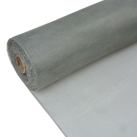 vidaXL Nät i galvaniserat järn 150x500 cm