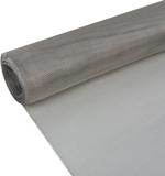 vidaXL Nät i rostfritt stål 202 100x1000 cm