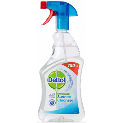 Dettol Anti-Bacterial Surface Cleaner 750 ml