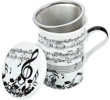 Anka Verlag Teacup with Tea Strainer