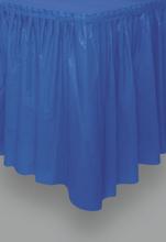 Bordskjol - Blå