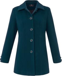 Frakke Fra Anna Aura blå