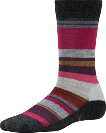 Smartwool Saturnsphere Naiset sukat , musta/monivärinen S | 34-37 2018 Arkisukat