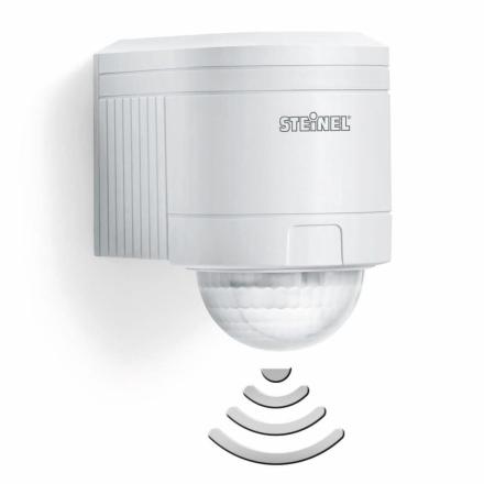Steinel infrarød bevegelsesdetektor IS 240 DUO hvit