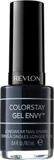 Revlon ColorStay Gel Envy Nail Enamel, Black Jack