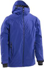 FÅK Brant Jacket Men Herre skijakker fôrede Blå S