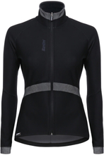 Santini Women's Passo Winter Windstopper Jacket - Black - M - Black