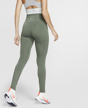 Nike Swoosh Women's Running Tights - Olive