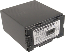 Panasonic CGA-D54 CGA-D54SE VW-VBD55 CGA-D54SE/1H CGA-D54S CGR-D54S CGA-D54SE/1B CGP-D54S yhteensopiva akku 5400 mAh