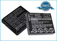 Panasonic DMW-BCJ13 DMW-BCJ13E DMW-BCJ13PP akku - 850 mAh