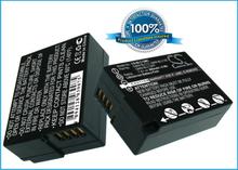 Panasonic DMW-BLC12 DMW-BLC12E DMW-BLC12PP akku - 800 mAh