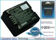 Panasonic HDC-SD9 HDC-HS9 HDC-SD5 yhteensopiva akku 750 mAh