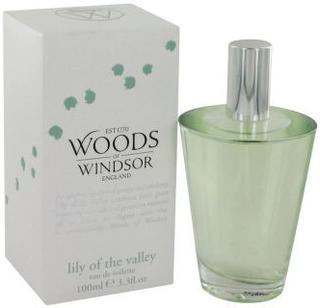 Lily of the Valley (Woods of Windsor) by Woods of Windsor - Nourishing Hand Cream 100 ml - för kvinnor