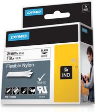 DYMO Rhino Professional joustava merkkausteippi nyloni 24 mm