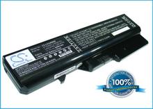 Lenovo IdeaPad G460 akku 4400 mAh - Musta