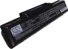 Lenovo IdeaPad B450 IdeaPad B450A IdeaPad B450L akku 8800 mAh - Musta