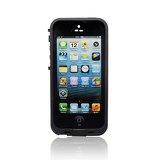 Redpepper Waterproof Case vedenkestävä suojakuori iPhone 5 musta