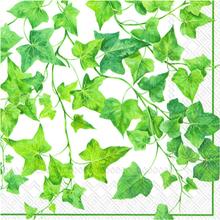 Servett Ivy Ornaments 33x33 cm