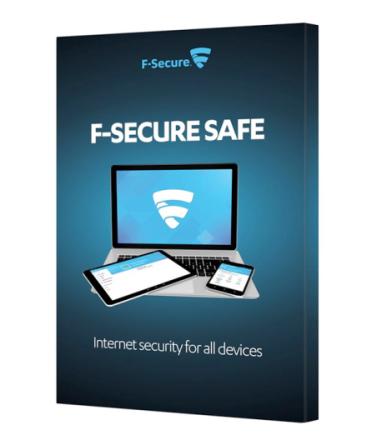 F-Secure SAFE 2019 - 3 enheter