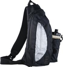 Lezyne Shoulder Bag black/silver 2021 Axelremsväskor