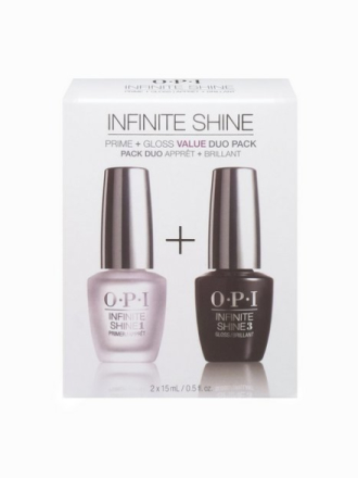 Negler - Transparent OPI Duo Pack - Prime Base Coat & Gloss Top Coat
