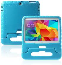 Kids (Blå) Samsung Galaxy Tab 4 10.1 Ekstra Protective Deksel