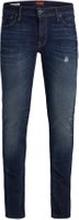 JACK & JONES Liam Original Jos 650 50sps Skinny Fit-jeans Man Blå