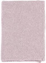 Gripsholm Neulottu tiskirätti - Vaaleanpunainen