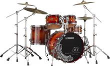 Yamaha 50th Anniversary drumset