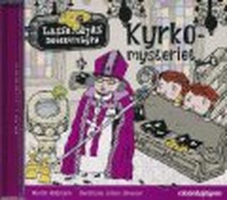 LasseMajas Detektivbyrå CD - Kyrkomysteriet (CD)