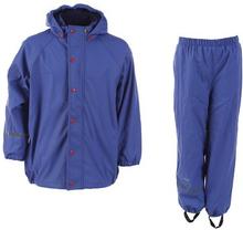 Rainwear set w fleece