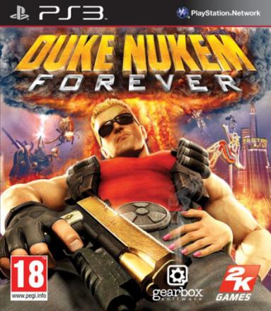 Duke Nukem Forever /PlayStation 3